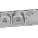 سینک ظرفشویی درسا توکار مدل DS 121