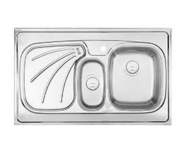 سینک ظرفشویی روکار درسا DS 331