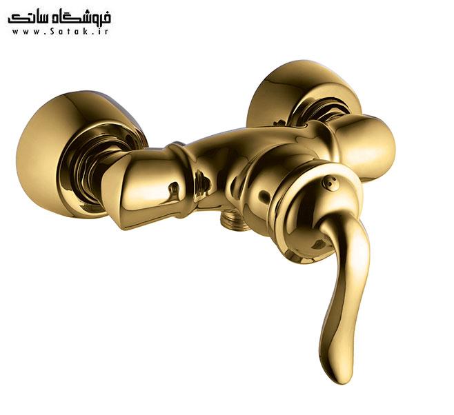 شیر توالت اسپیرال طلا براق البرز روز