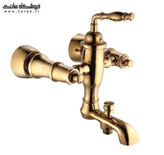شیر حمام پرستیژ طلا براق البرز روز