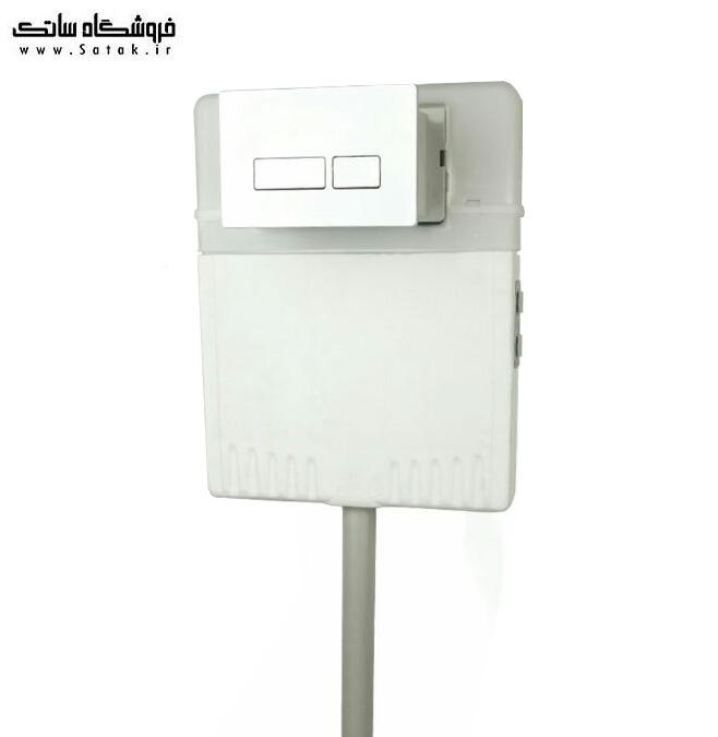 فلاشتانک توکار توالت زمینی راسان