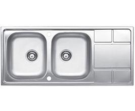 سینک ظرفشویی لتو tx63