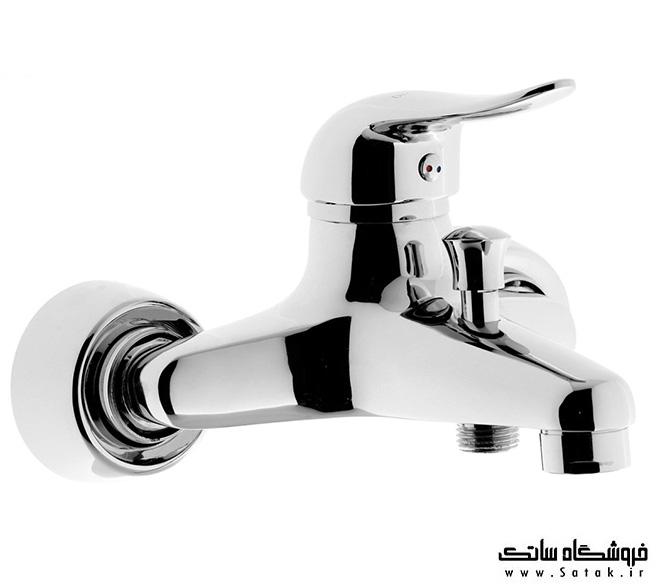 شیر حمام درخشان مدل آوا