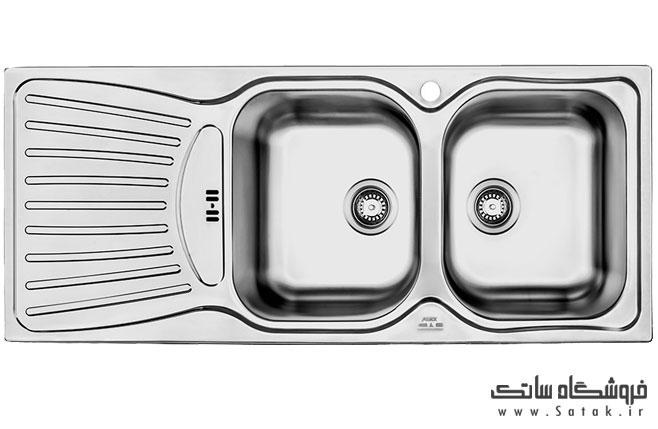 سینک الکس مدل 211 لگن راست