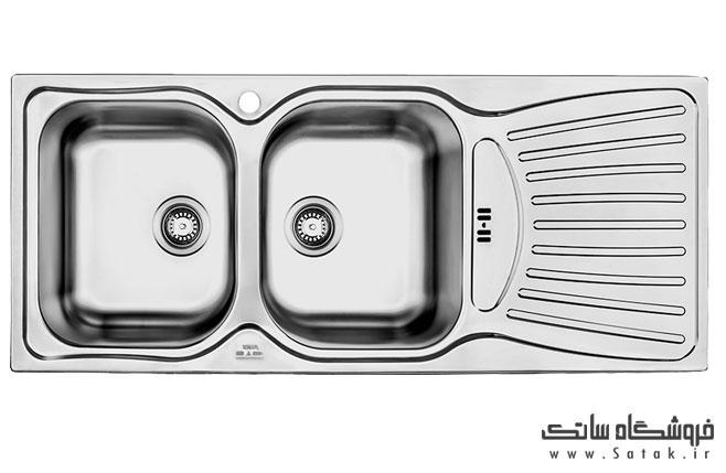 سینک الکس مدل 211 لگن چپ