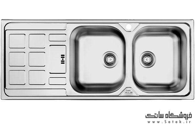 سینک الکس مدل 213 لگن راست