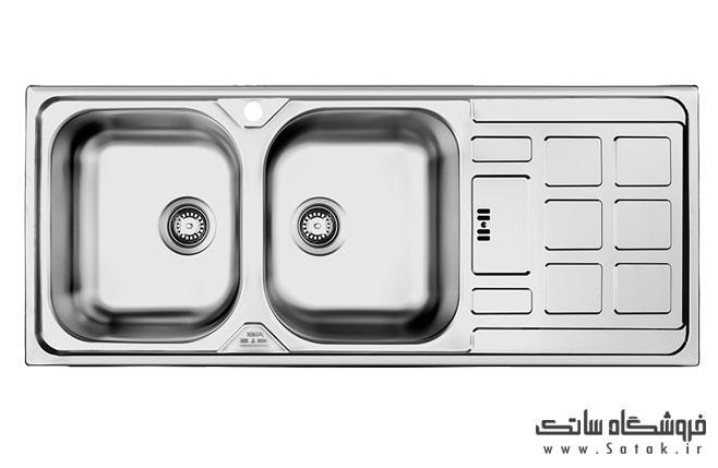 سینک الکس مدل 213 لگن چپ
