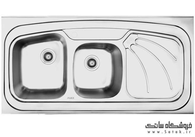 سینک الکس مدل 310 لگن چپ
