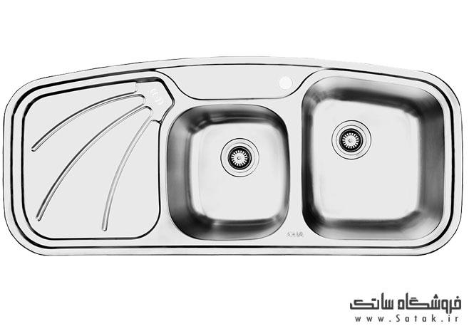 سینک الکس مدل 311 راست