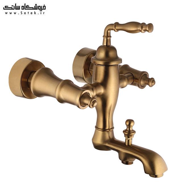 شیر حمام پرستیژ طلا مات البرز روز