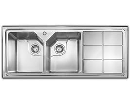 سینک ظرفشویی اخوان مدل 324