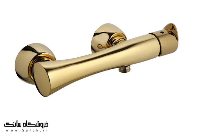 شیر توالت البرز مدل کارن طلایی
