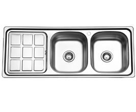 سینک توکار آروما مدل 2122