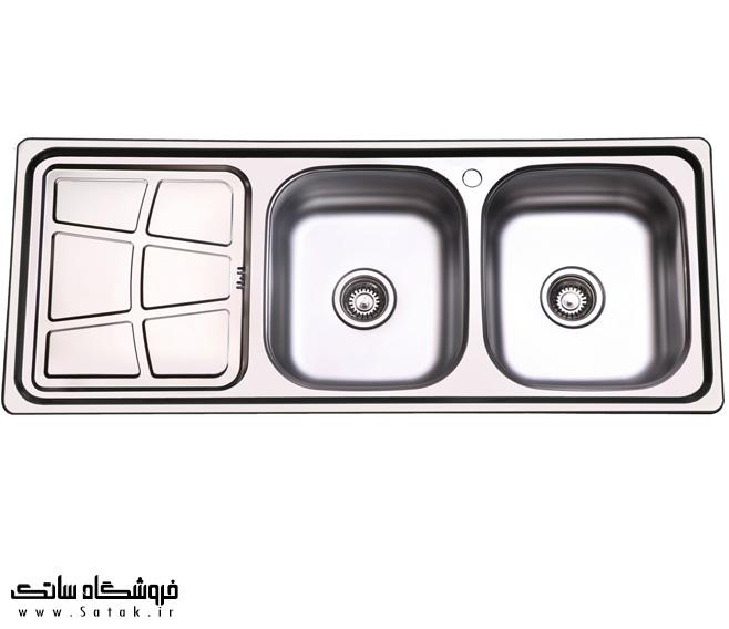 سینک توکار آروما مدل 2124