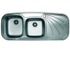 سینک توکار آروما مدل EX311K استیل
