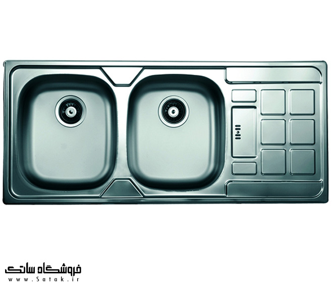 سینک توکار آروما مدل EX317K
