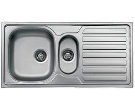 سینک توکار آروما مدل EX336 استیل