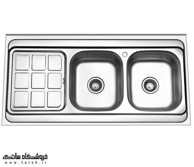 سینک روکار آروما مدل 2117