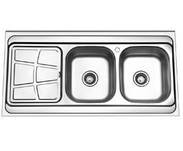 سینک توکار آروما مدل 2119