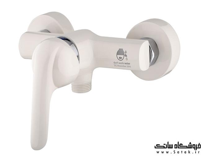 شیر توالت درخشان مدل کاج وایت