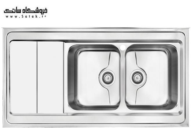سینک کن ظرفشویی 9062 p