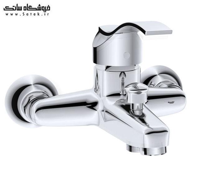 شیر حمام اپال کروم شودر