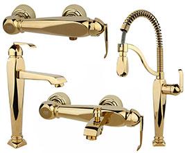 شیرالات راسان مدل آلیس طلایی