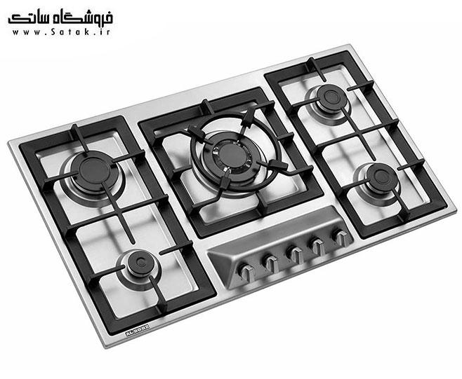 گاز آشپزخانه استیل البرز S5960