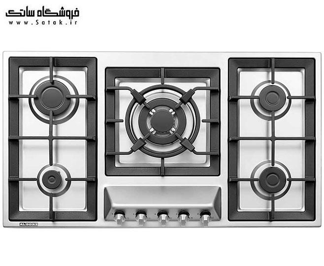 گاز صفحه ای استیل البرز S5960