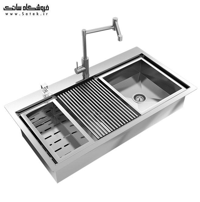 سینک ظرفشویی کن Cn90