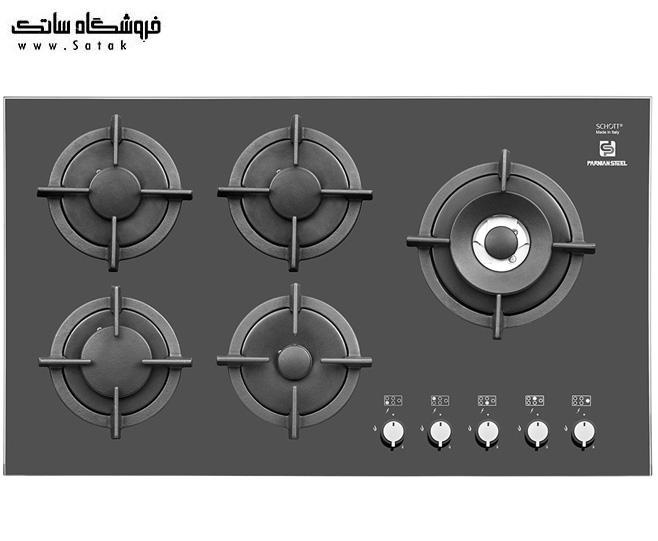 گاز آشپزخانه پرنیان استیل 5402