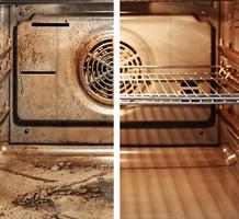 بهترین روش های تمیز کردن فر آشپزخانه - 27