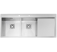 سینک ظرفشویی پرنیان استیل 4230