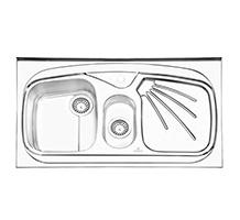 سینک پرنیان استیل PS1106