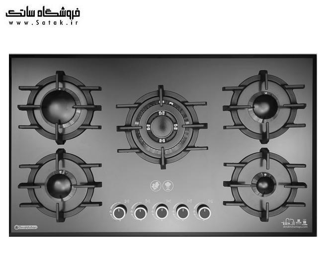 گاز 639 درخشان